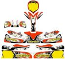 Decal Kit Complete CRG Mini 2017 #AFS.03450