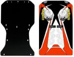 Floortray CRG Road Rebel TG w/ Decal #CRG.02920
