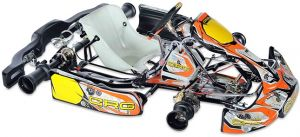 CRG Black Wheel KZ Chassis
