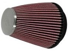 Air Filter K&N Tapered Comer 50cc 51mm x 89mm #RC-1250